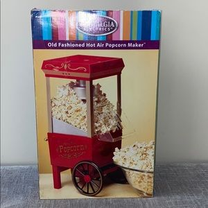 Old Fashioned Hot Air Popcorn Maker